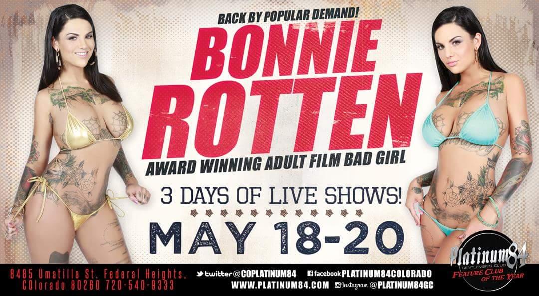 Bonnie rotten pics